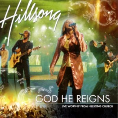 Hillsong: God he reigns 2CD