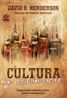 Cultura în schimbare (paperback)