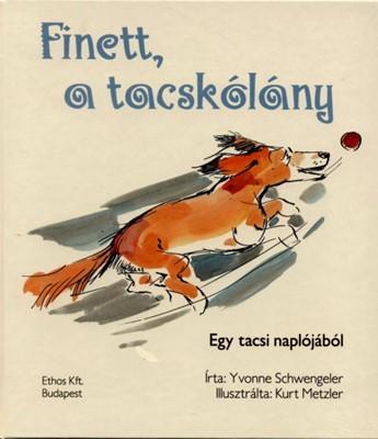 Finett, a tacskálány