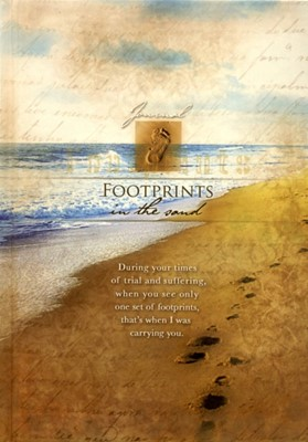 Jurnal: Footprints in the sand
