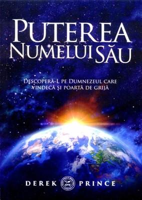 Puterea numelui Său (paperback)