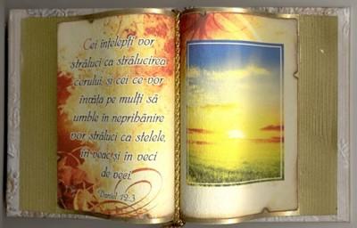 Carte decorativă mare. Daniel 12:3