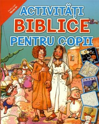 Activităţi biblice pentru copii (8+)
