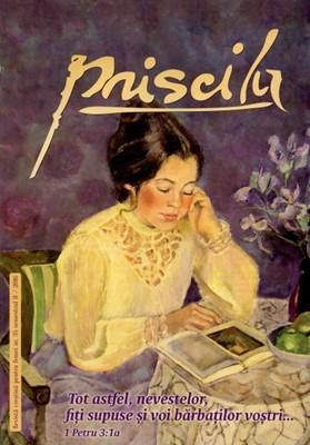Priscila - Revistă creştină pentru femei nr. 35