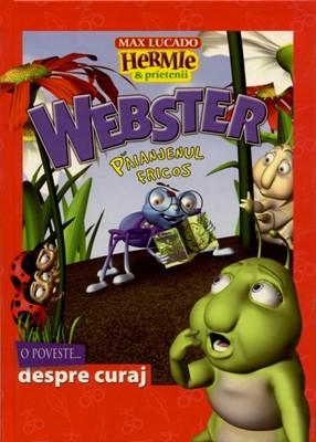 Hermie. Webster, păianjenul fricos
