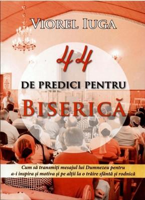 44 de predici pentru Biserică