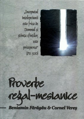 Proverbe regal - mesianice (cartonata)