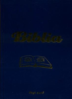 Biblia catolică, mare, carton