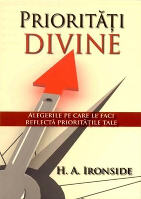Priorităţi divine (paperback)
