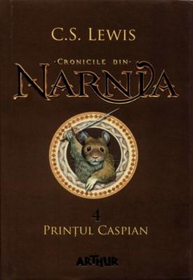 Cronicile din Narnia - Prinţul Caspian, vol. 4 (SC)
