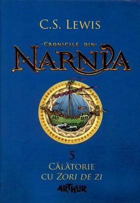 Cronicile din Narnia - Călătorie cu Zori de zi, vol. 5 (SC)