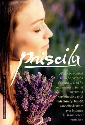 Priscila - Revistă creştină pentru femei nr. 37
