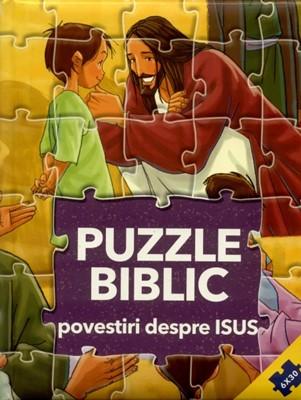 Puzzle - Povestiri despre Isus