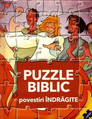 Puzzle biblic - Povestiri indragite
