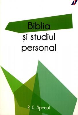 Biblia şi studiul personal