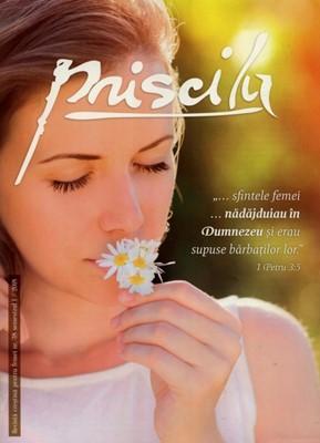 Priscila - Revistă creştină pentru femei nr. 38