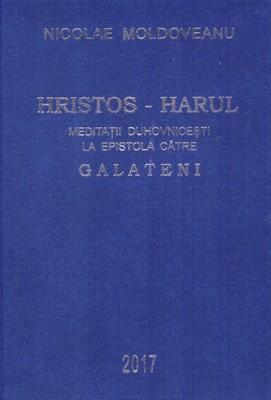 Hristos - Harul; Meditații Galateni (HB)