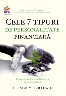 Cele 7 tipuri de personalitate financiară (SC)