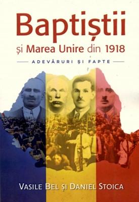 Baptiştii şi Marea Unire din 1918