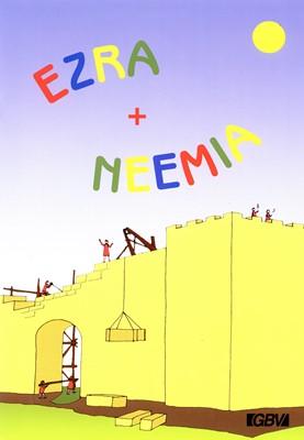 Ezra si Neemia - carte cu activitati