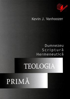 Teologia primă (cartonata)