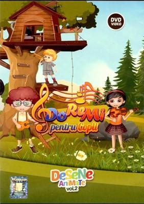 Do Re Mi pentru copii - Desene animate, vol. 2