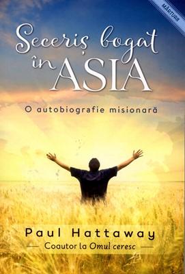 Seceriş bogat în Asia