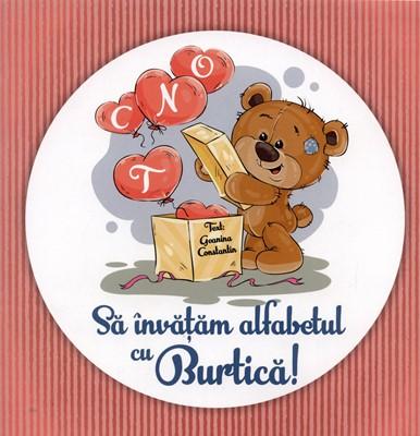 Să învăţăm alfabetul cu Burtică!