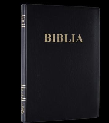 Biblie, format mare, copertă vinilin