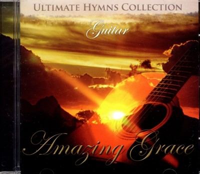 Amazing Grace - guitar - ultimate hymns collection
