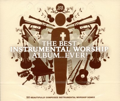 The Best Instrumental Worship album ... ever!