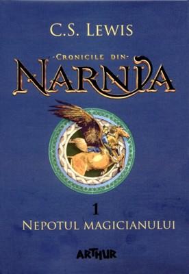Cronicile din Narnia, vol 1, Nepotul Magicianului (cartonata)