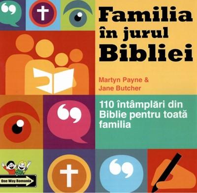 Familia în jurul Bibliei