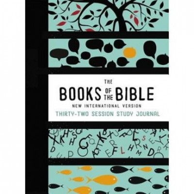 THE BOOKS OF THE BIBLE - STUDY JOURNAL