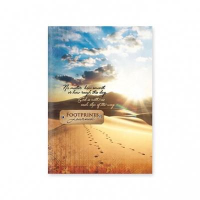 Jurnal Footprints Urme pe nisip