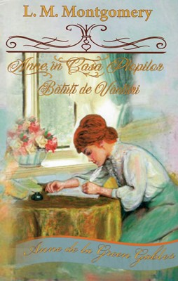 Anne in casa plopilor batuti de vanturi - Anne de la Green Gables, vol 4