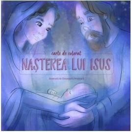 Nasterea lui Isus (carte de colorat)