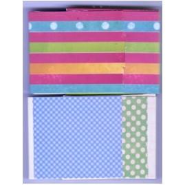 Set carduri cu mesaje crestine diferite culori
