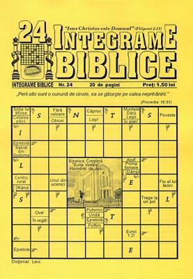 Integrame biblice, nr. 24