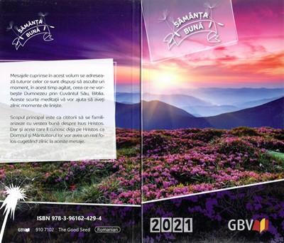 Sămânța bună 2021 (carte mică)