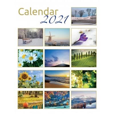 Calendar A3 2021