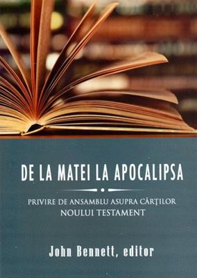De la Matei la Apocalipsa
