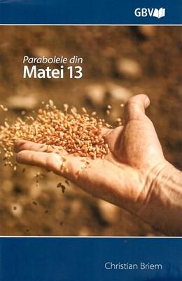 Parabolele din Matei 13