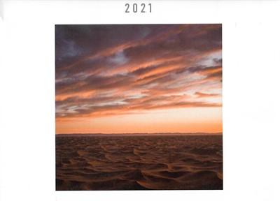Calendar perete 2021