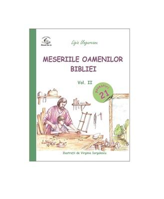 Meseriile oamenilor Bibliei vol.II