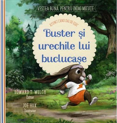 Buster și urechile lui buclucașe