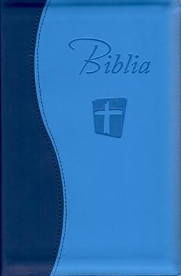Biblia NTR - albastru, editia IV