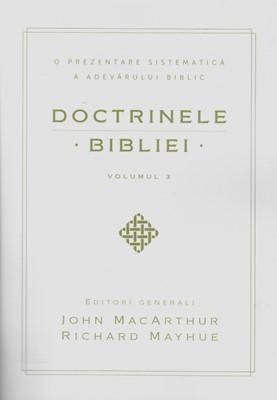 Doctrinele Bibliei, vol 3