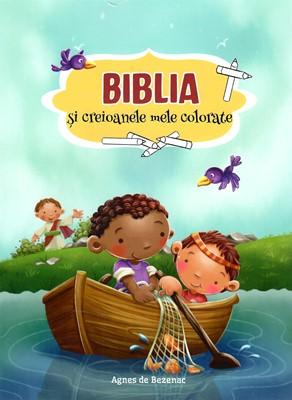 Biblia și creioanele mele colorate