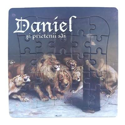 Puzzle biblic - Groapa cu lei